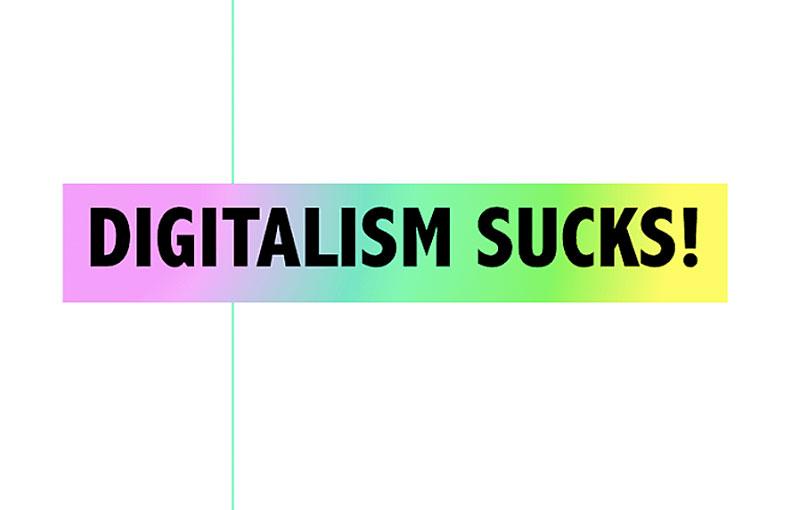 Digitalism Sucks